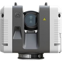 Leica RTC 360 laser scanner